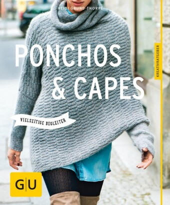 Ponchos Und Capes Stricken Ebook Aldi Life