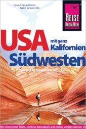 Reise Know-How USA Südwesten mit ganz Kalifornien Cover
