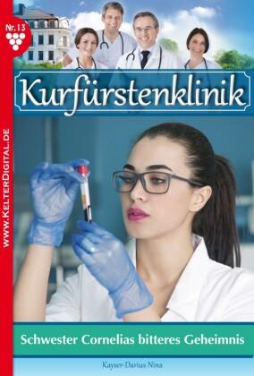 Kurfürstenklinik 13 - Arztroman
