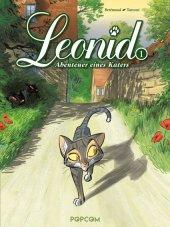 Leonid - Abenteuer eines Katers - Die zwei Albinos Cover