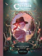 Crissis Tagebücher - Die Göttin ohne Gesicht Cover