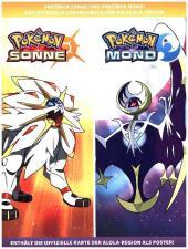 Pokemon Sonne und Pokemon Mond: Das offizielle Lösungsbuch Cover
