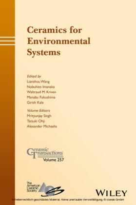 Ceramics for Environmental Systems