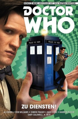 Doctor Who Staffel 11, Band 2 - Zu Diensten!