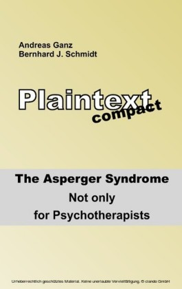 Plaintext compact. The Asperger Syndrome