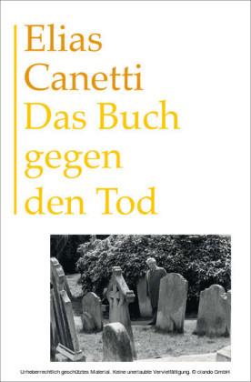 Das Buch gegen den Tod