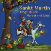 Sankt Martin singt durch Herbst und Wind, Audio-CD