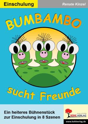 Bumbambo sucht Freunde