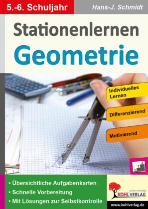 Stationenlernen Geometrie / Klasse 5-6