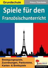 Spiele für den Französischunterricht