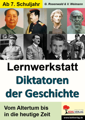 Lernwerkstatt Diktatoren der Geschichte