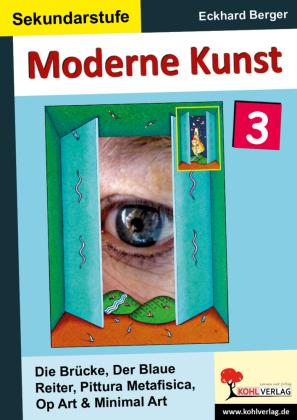 Moderne Kunst in der Sekundarstufe 3