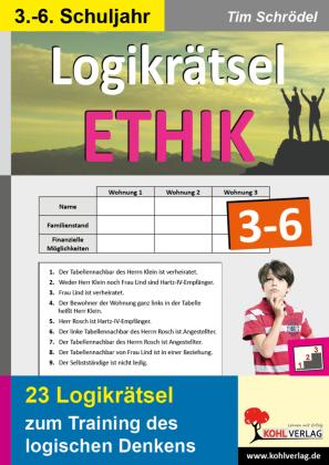Logikrätsel Ethik 3-6