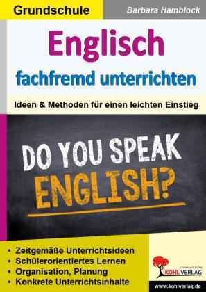 Englisch fachfremd unterrichten / Grundschule