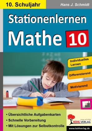 Stationenlernen Mathe / Klasse 10