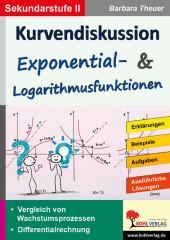 Kurvendiskussion / Exponential- & Logarithmusfunktionen