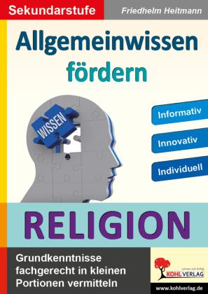 Allgemeinwissen fördern RELIGION