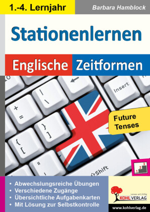 Stationenlernen Englische Zeitformen 5