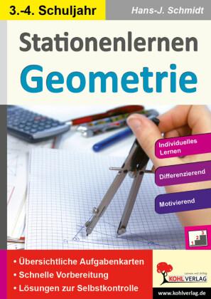 Stationenlernen Geometrie / Klasse 3-4