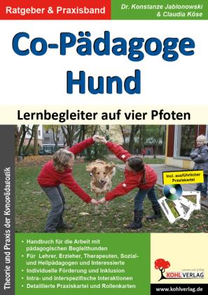Co-Pädagoge Hund