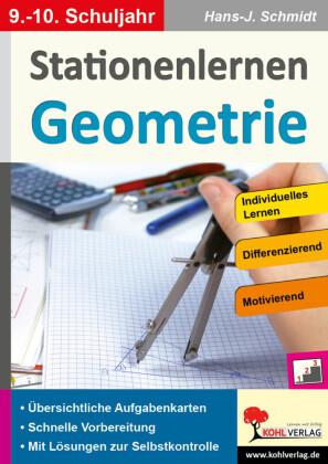 Stationenlernen Geometrie / Klasse 9-10