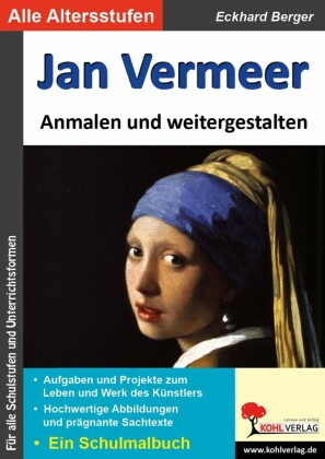 Jan Vermeer ... anmalen und weitergestalten