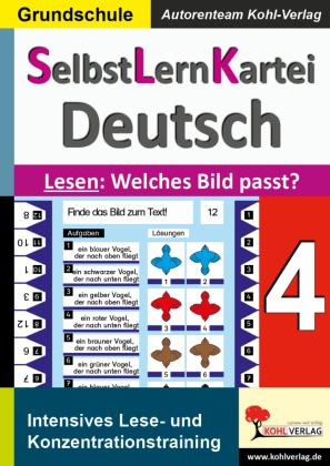 SelbstLernKartei Deutsch 4