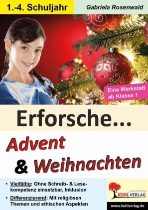 Erforsche ... Advent & Weihnachten