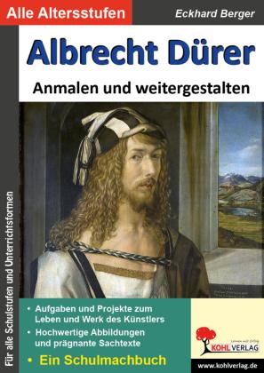 Albrecht Dürer ... anmalen und weitergestalten