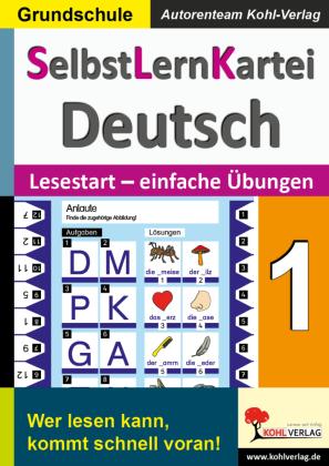 SelbstLernKartei Deutsch 1