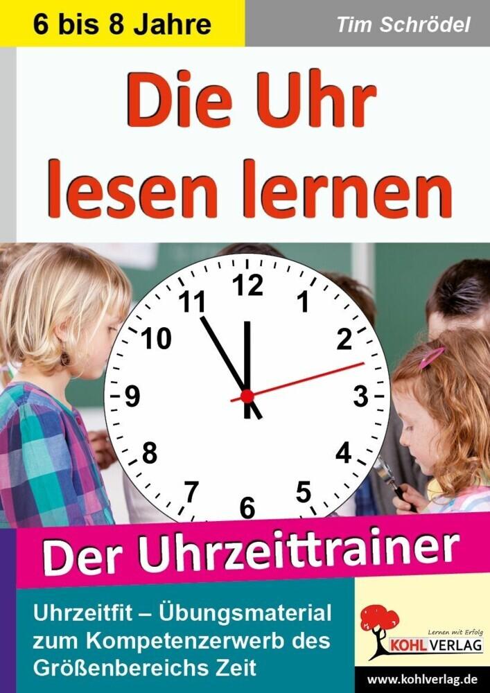 Die Uhr Lesen Lernen Ebook Aldi Life