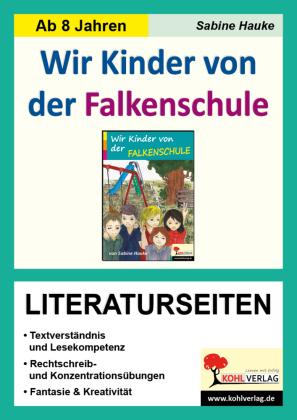Wir Kinder von der Falkenschule - Literaturseiten