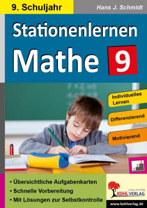 Stationenlernen Mathe / Klasse 9
