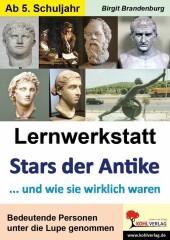 Lernwerkstatt Stars der Antike