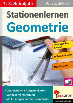 Stationenlernen Geometrie / Klasse 7-8