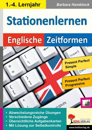 Stationenlernen Englische Zeitformen 3