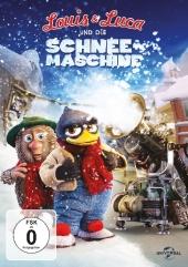Louis & Luca und die Schneemaschine, 1 DVD