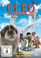 Cleo und die Schneeballschlacht, 1 DVD