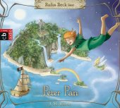 Peter Pan, 4 Audio-CDs Cover