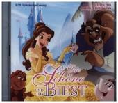Die Schöne und das Biest, 2 Audio-CDs Cover