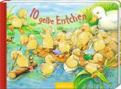 10 gelbe Entchen Cover