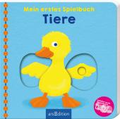 Mein erstes Spielbuch Tiere Cover