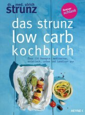Das Strunz-Low-Carb-Kochbuch Cover