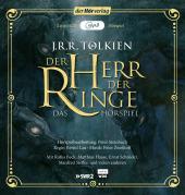 Der Herr der Ringe, 2 MP3-CDs Cover