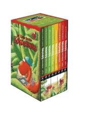 Der kleine Drache Kokosnuss - Geschenkschuber, 8 Bde. Cover