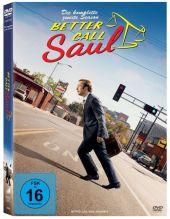 Better Call Saul, 3 DVDs