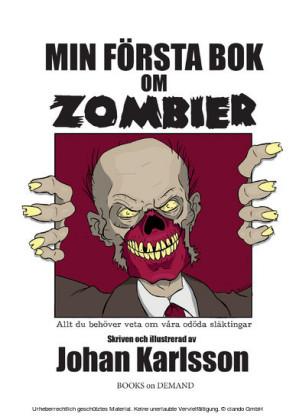 Min första bok om zombier