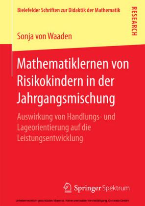 Mathematiklernen von Risikokindern in der Jahrgangsmischung