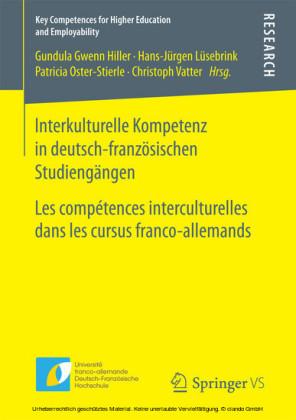 Interkulturelle Kompetenz in deutsch-französischen Studiengängen