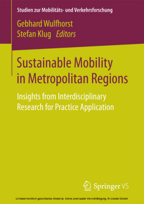 Sustainable Mobility in Metropolitan Regions